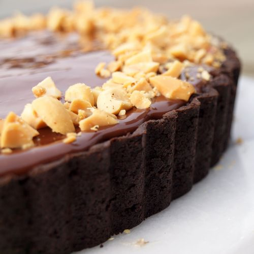Chocolate Peanut Butter Pie - Once Upon a Chef