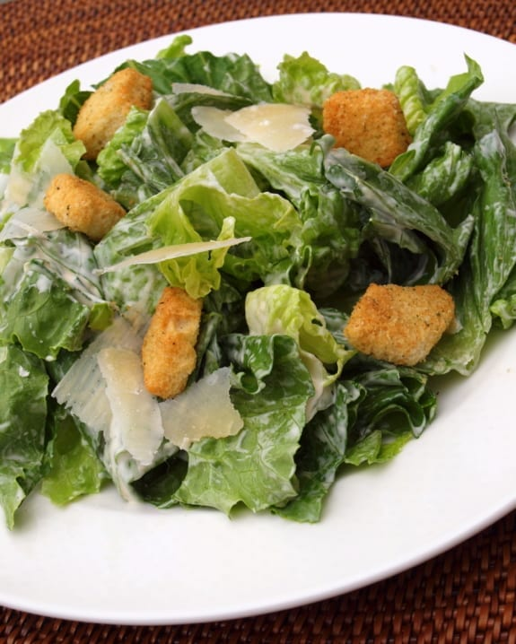 Best ever chicken caesar salad recipe