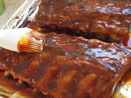 Oven Baby Back Ribs with Hoisin BBQ Sauce (OXO Recipe Contest Winner ...