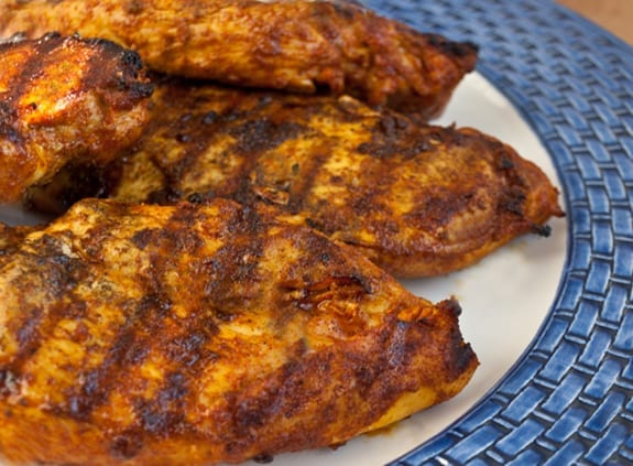 grilled-moroccan-chicken-platter