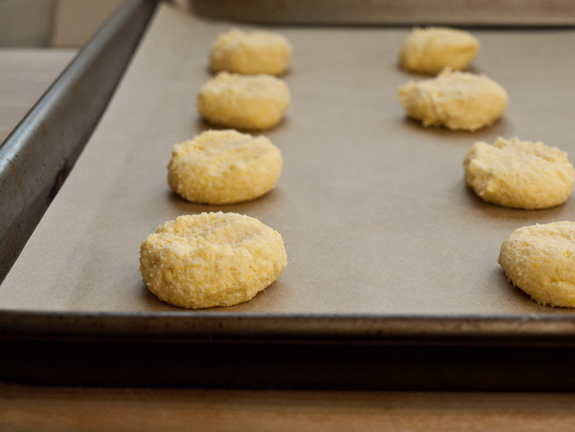 Italian Cornmeal Cookies - Once Upon a Chef