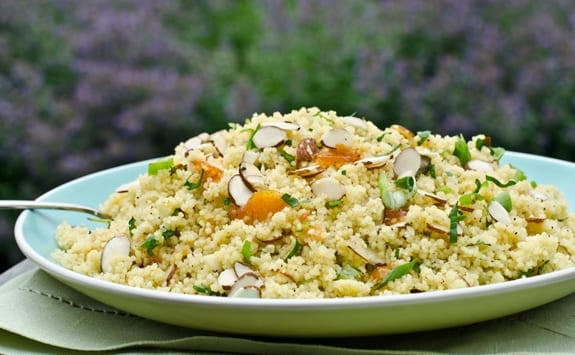 warm-couscous-salad-apricot-vinaigrette
