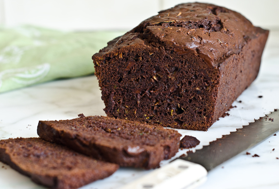 chocolate-zucchini-bread
