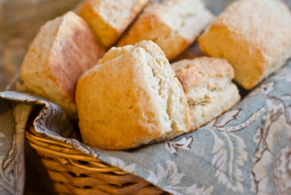 Best Buttermilk Biscuits - Once Upon a Chef