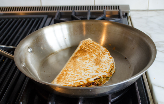folded-quesadilla