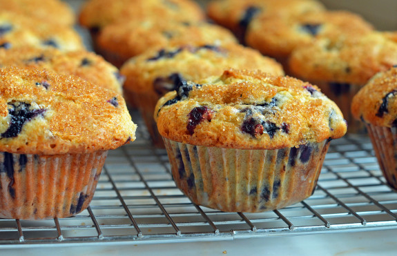 Best-Blueberry-Muffins