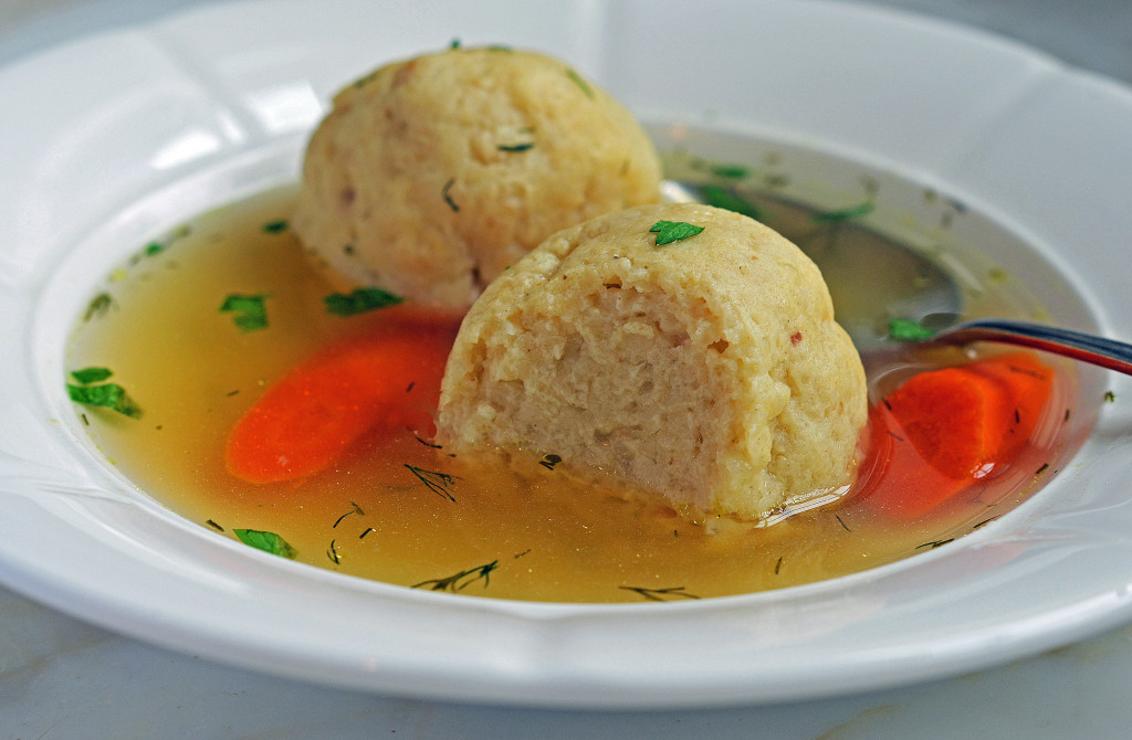 Chicken Soup with Matzo Balls - Once Upon a Chef