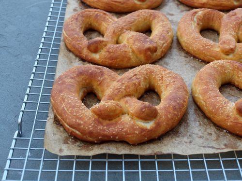 Soft pretzel 6