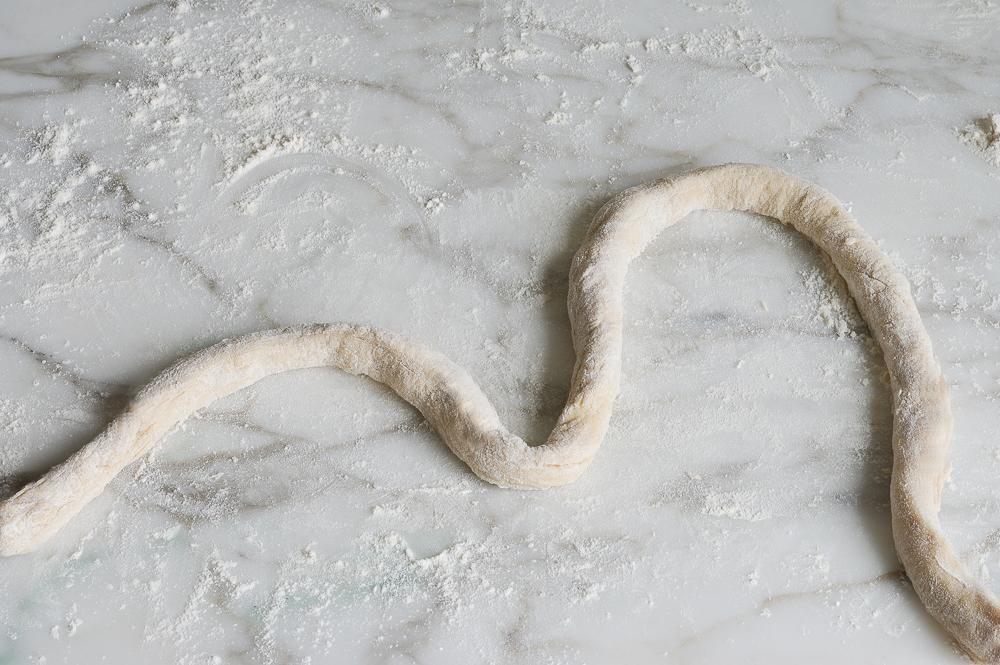 soft pretzel rope