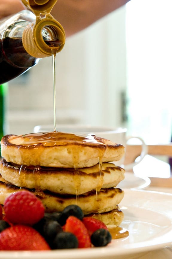 Best breakfast pancakes once upon a chef pancakes ccuart Image collections