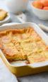 Boozy Caramel French Toast Casserole