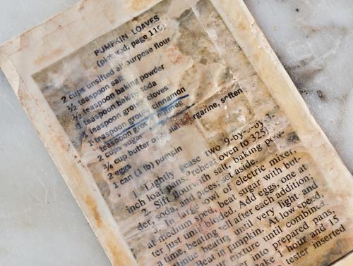 pumpkin-bread-old-recipe-card