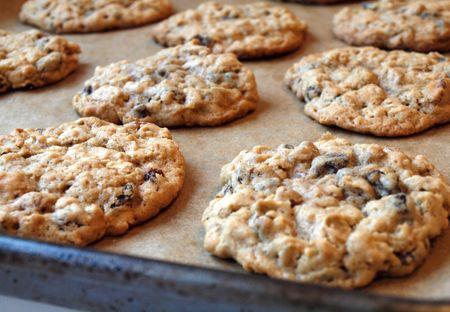 Oatmeal cookies 8