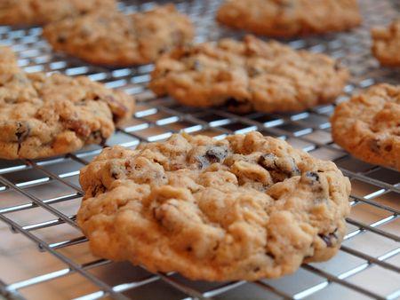 Oatmeal cookies 9