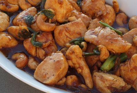 Cashew chicken 9