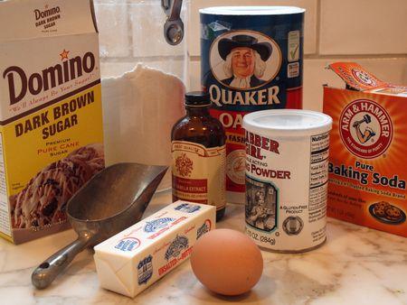 Oatmeal cookies 11