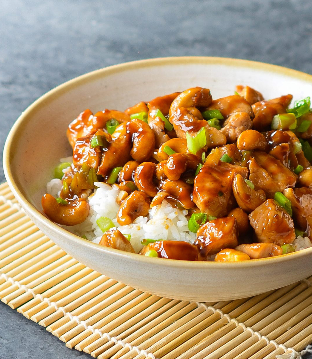 Cashew Chicken Once Upon A Chef