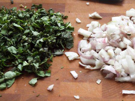 Spring Pea Pesto Soup 9