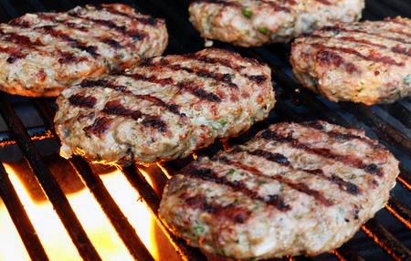 lamb-burgers