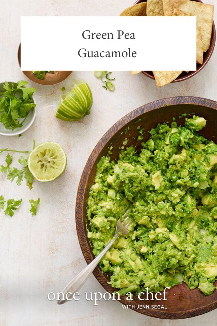 Green Pea Guacamile