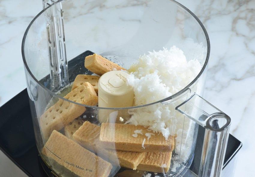 how to make coconut cream pie