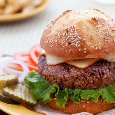 steakhouse burgers