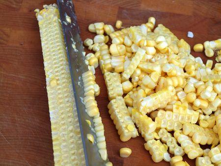 Corn soup 5