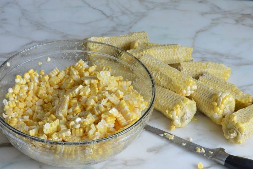 how to make corn soup