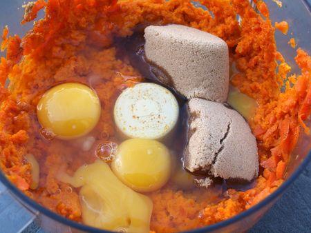 Carrot souffle 13