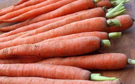Carrot souffle 22