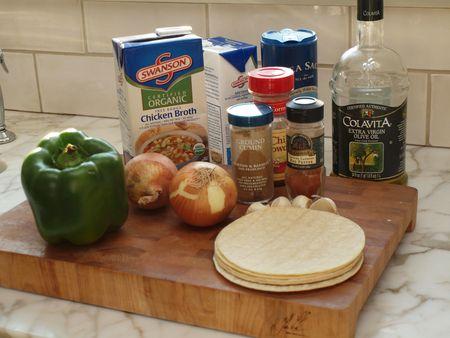 Tortilla soup 16