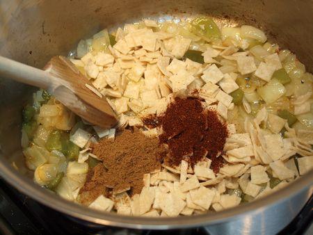 Tortilla soup 12