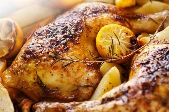 Sunday Night Roast Chicken The Family Dinner
