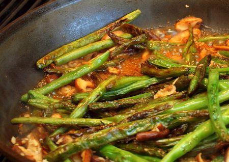 Szechuan string beans 14a