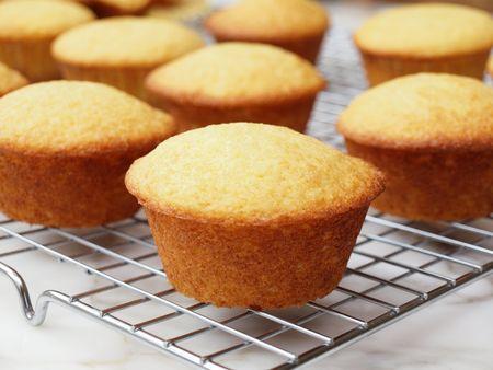 Cornbread muffins 1