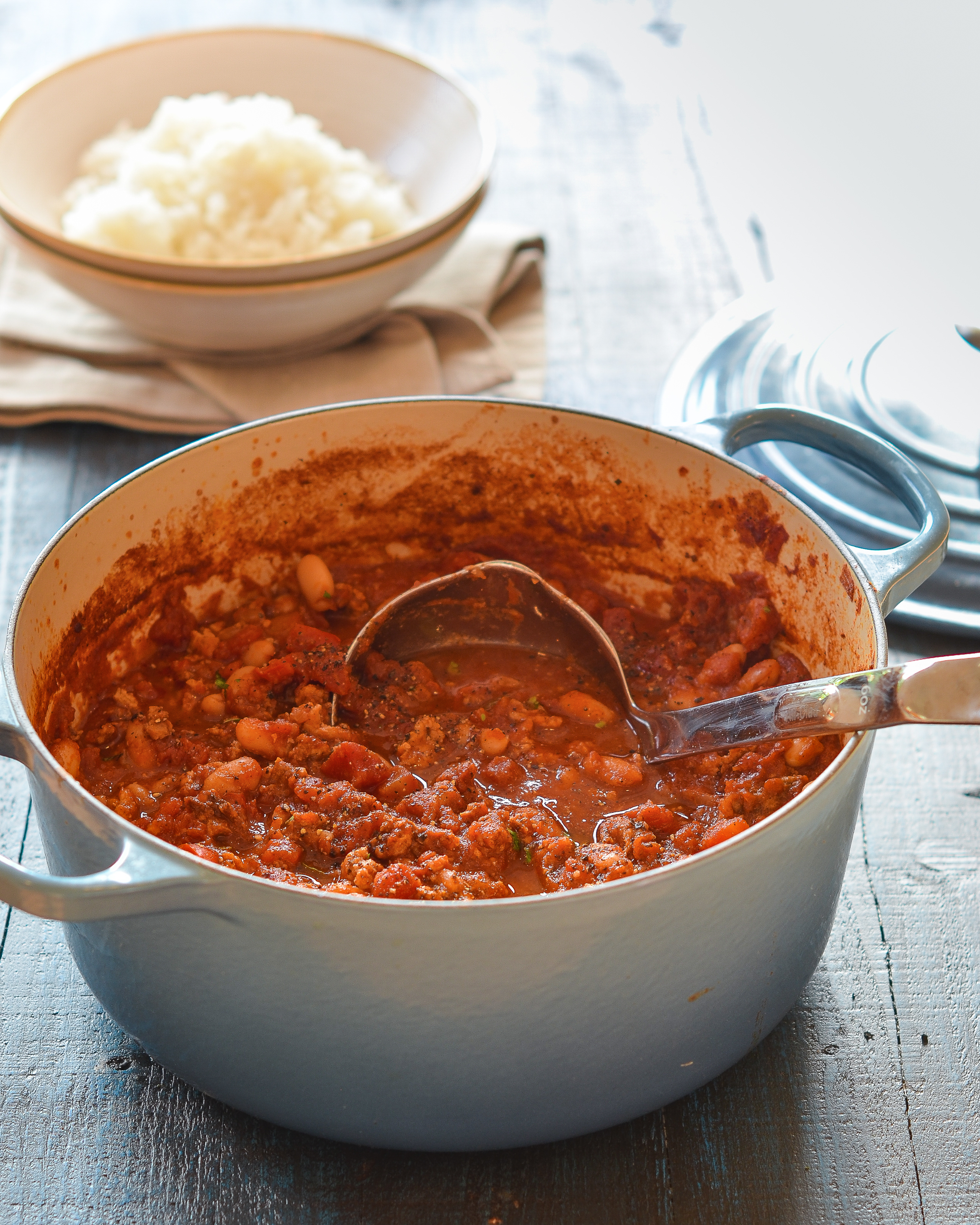 Chicken Chili With White Beans Once Upon A Chef