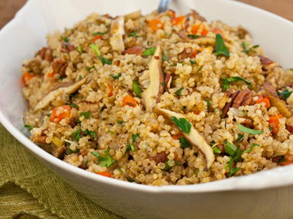Quinoa-Pilaf