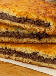 chocolate paninis