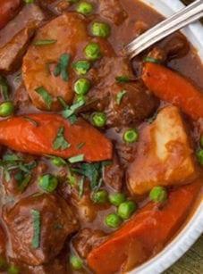 guinness lamb stew