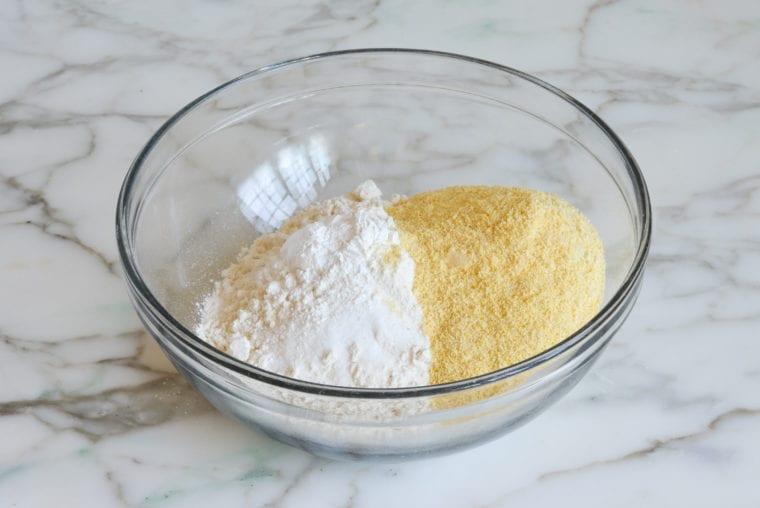 cornmeal cookies ingredients