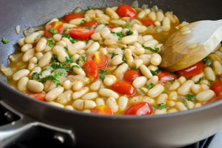 White Bean Ragout