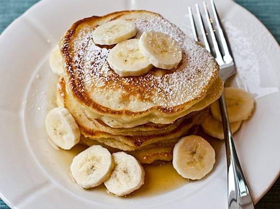 Banana pancakes once upon a chef banana pancakes ccuart Image collections