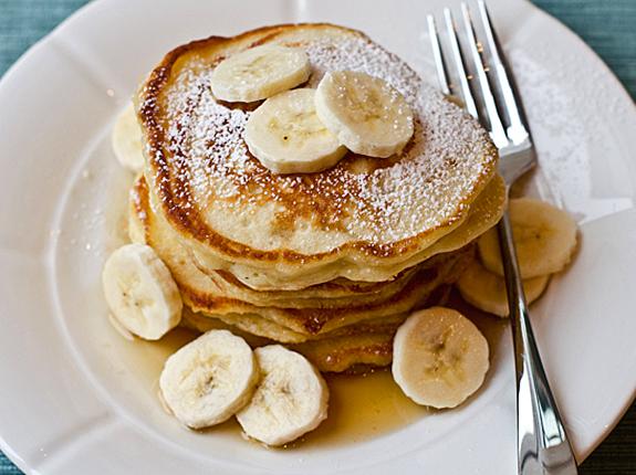 Banana Pancakes Once Upon a Chef