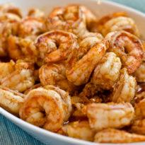 Ginger, Garlic & Chili Shrimp