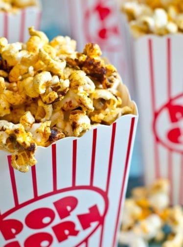 nigella's party popcorn