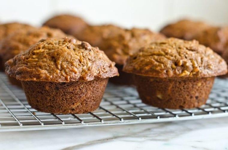 Muffin Tannenbaum.Morning Glory Muffins