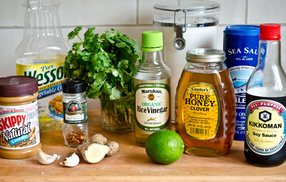 peanut-dressing-ingredients