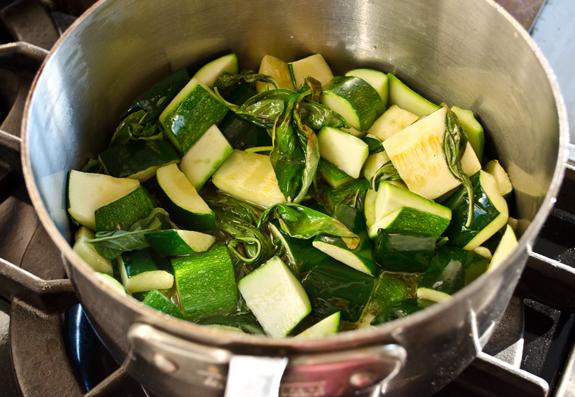 zucchini-with-basil