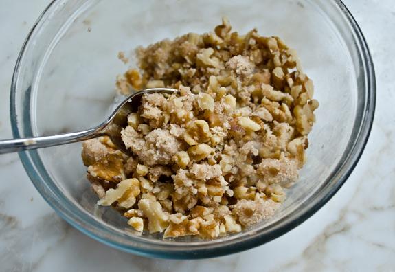 mixing-in-walnuts