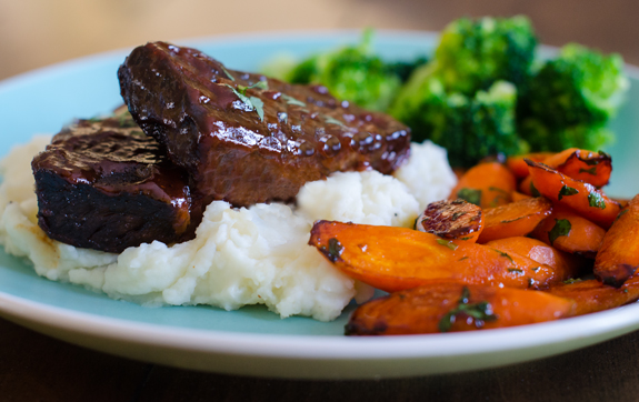 Easy Slow Baked Boneless Bbq Short Ribs Once Upon A Chef,Easy Swedish Meatball Recipe
